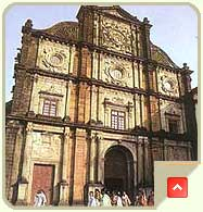 Old Church, Tourist Attraction in Goa